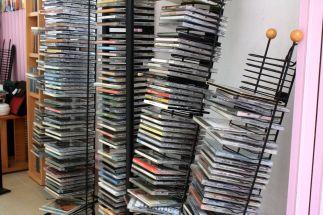 CD, DVD ...