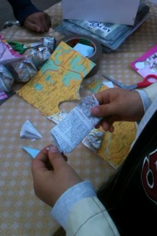loison raconte des histoires origami